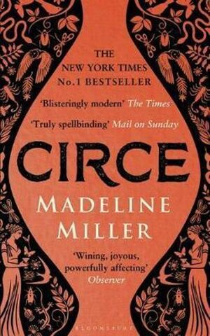 CIRCE : THE SUNDAY TIMES BESTSELLER