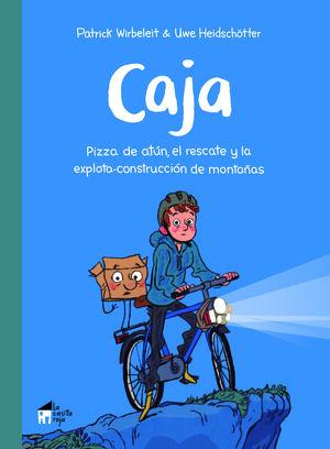 CAJA: PIZZA DE ATUN, EL RESCATE Y LA EXPLOTA-CONSTRUCCION DE MONT
