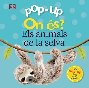 POP UP. ANIMALS SELVA