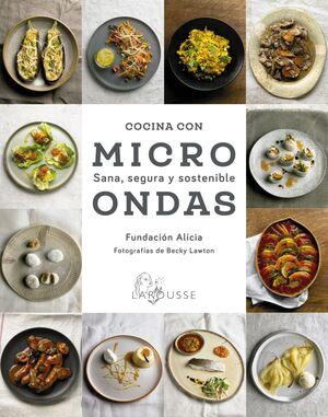 COCINA CON MICROONDAS. S