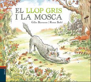 EL LLOP GRIS Y LA MOSCA