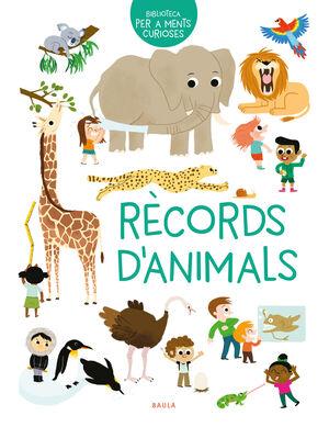 RÈCORDS D'ANIMALS