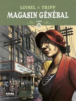MAGASIN GÉNÉRAL. INTEGRAL 2.